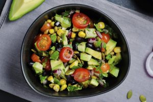 An example of a Mediterranean Sheridan OneCard Salad.
