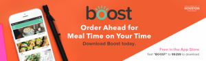 boost app, application, order ahead, delivery service, ketogenic food and drinks, sheridan college, vegan, pre order, coffee, baked goods, keto, ketogenic, vegan, vegetarian