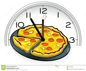 pizza in less time