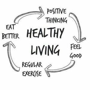 PSB Fitness Center Healthy Living Cycle