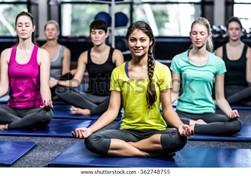 Yoga Classes PSB Fitness