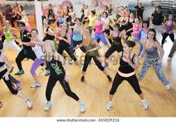 Zumba Classes PSB Fitness