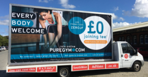 Affordable gyms