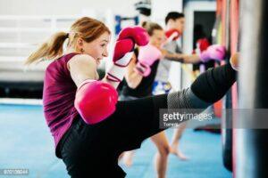 Millennials Kickboxing