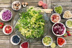 Healthy foods for a better quality of life