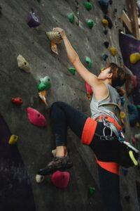 Indoor Climbing sample