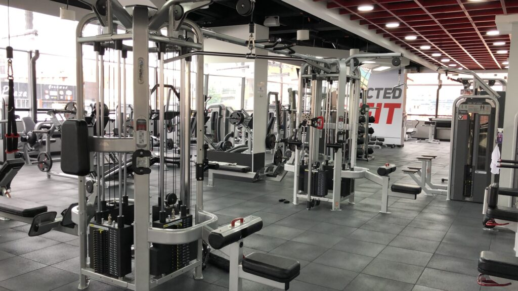 gym are student fitness amenities mississauga