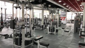 gym area student fitness amenities mississauga